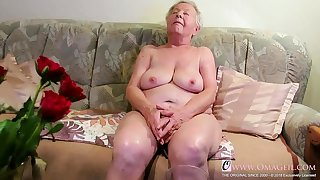 OmaGeiL Curvy Matures added to Sexy Grannies in Videos
