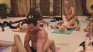 Tantric sex and more naughty television play