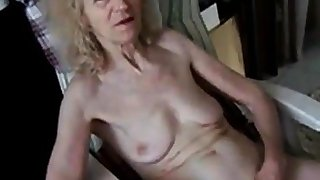 OLD BITCH   josee  real trull housegirl  70 yrs