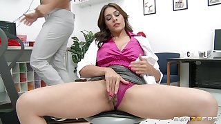 Big dick destroys pussy and tight ass of mature pornstar Raylene